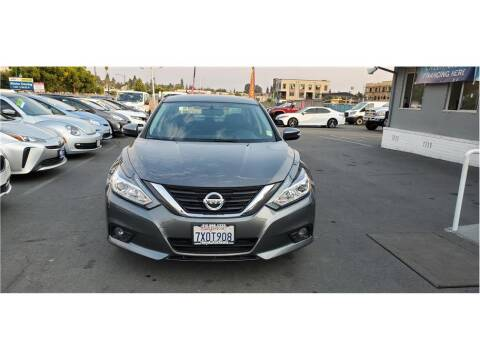 2017 Nissan Altima for sale at AutoDeals in Hayward CA