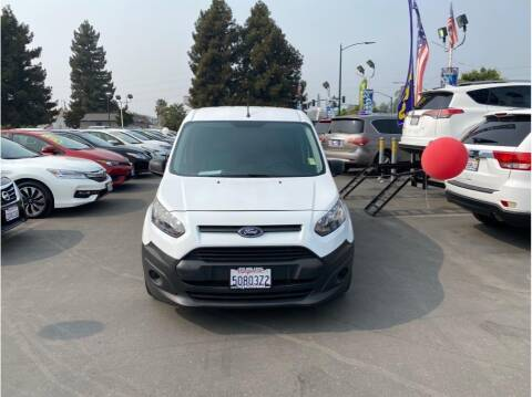 2017 Ford Transit Connect Cargo for sale at AutoDeals in Hayward CA