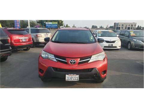 2014 Toyota RAV4 for sale at AutoDeals in Hayward CA