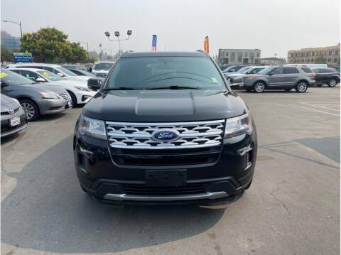 2019 Ford Explorer for sale at AutoDeals in Hayward CA