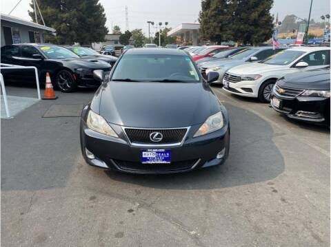 2006 Lexus IS 250 for sale at AutoDeals in Hayward CA