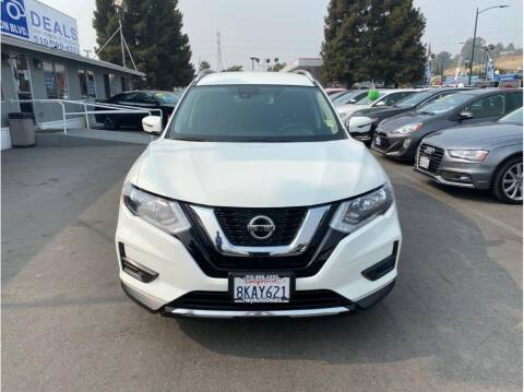 2019 Nissan Rogue for sale at AutoDeals in Hayward CA