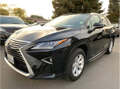 2017 Lexus RX 350 for sale at AutoDeals in Hayward CA
