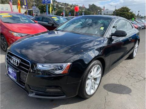 2013 Audi A5 for sale at AutoDeals in Hayward CA