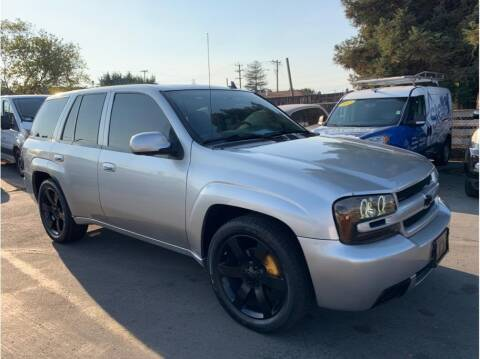 2008 Chevrolet TrailBlazer for sale at AutoDeals in Hayward CA