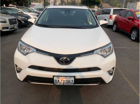 2018 Toyota RAV4 for sale at AutoDeals in Hayward CA