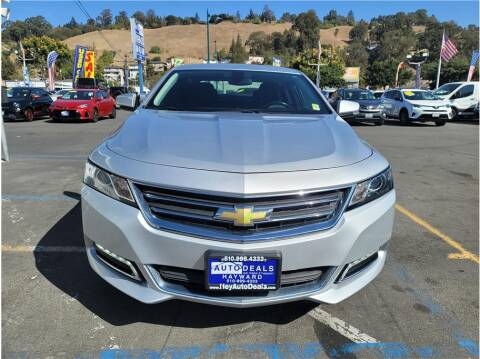 2019 Chevrolet Impala for sale at AutoDeals in Hayward CA