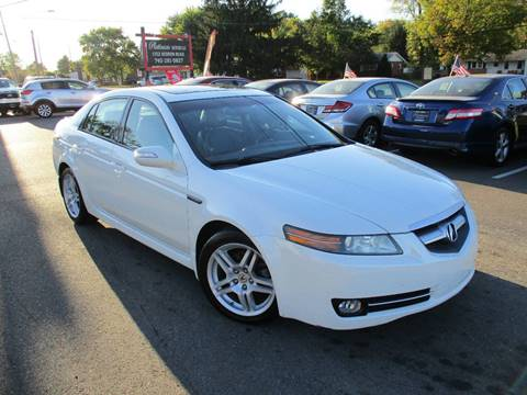 2007 Acura TL for sale in Heath, OH