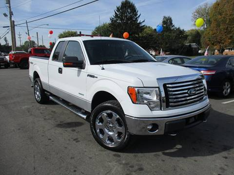 2011 Ford F-150 for sale in Heath, OH