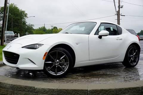 2017 Mazda MX-5 Miata RF for sale in Heath, OH