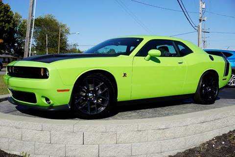2015 Dodge Challenger for sale in Heath, OH