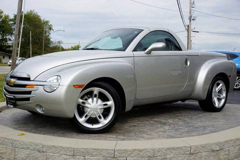 2004 Chevrolet SSR for sale in Heath, OH