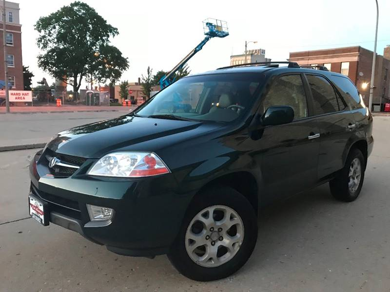 2001 Acura MDX for sale at Your Car Source in Kenosha WI