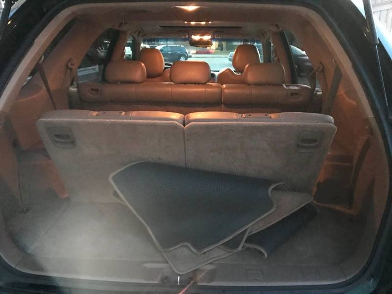 2001 Acura MDX Touring 4WD 4dr SUV - Kenosha WI