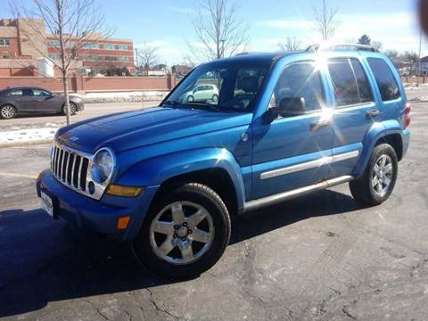 2006 Jeep Liberty for sale in Kenosha, WI