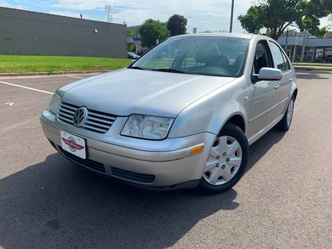 2001 Volkswagen Jetta for sale in Kenosha, WI