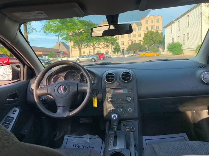 2007 Pontiac G6 Value Leader 4dr Sedan w/1SV - Kenosha WI