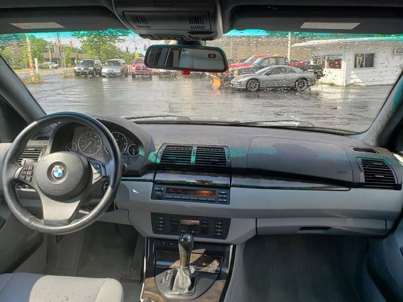 2006 BMW X5 AWD 3.0i 4dr SUV - Kenosha WI