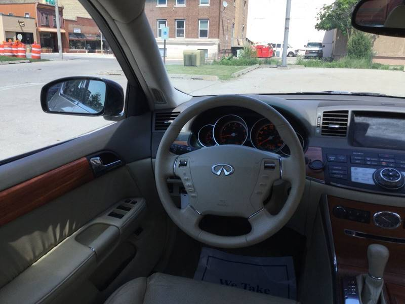 2006 Infiniti M35 AWD 4dr Sedan - Kenosha WI