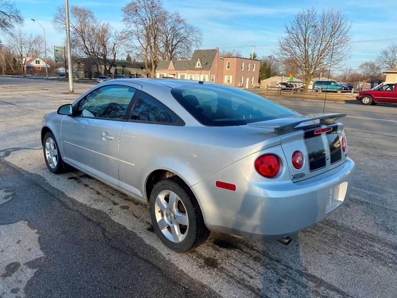 2008 Chevrolet Cobalt LT 2dr Coupe - Kenosha WI