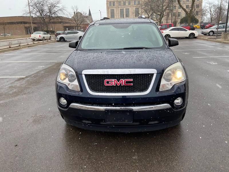 2008 GMC Acadia SLE-1 4dr SUV - Kenosha WI