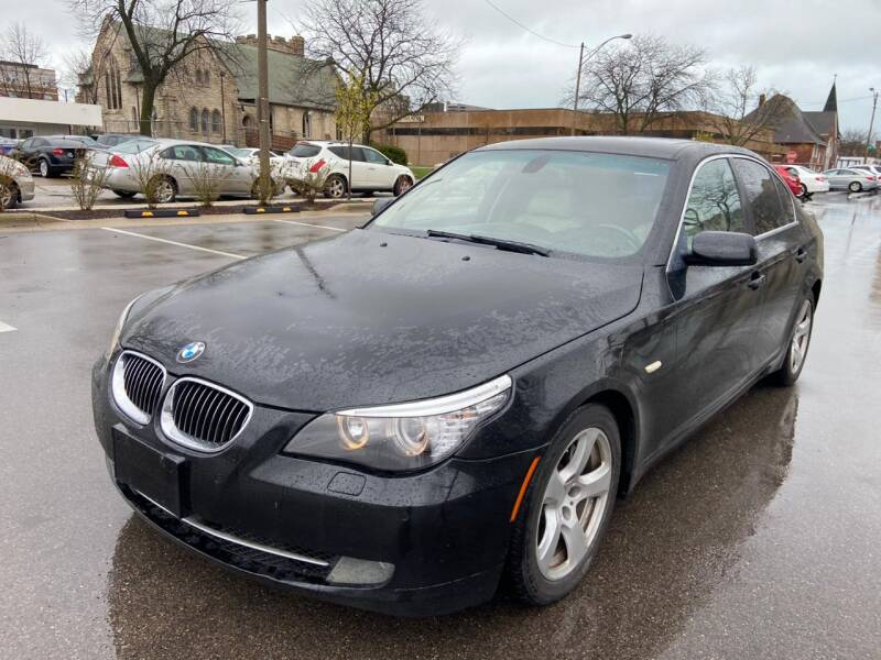 2008 BMW 5 Series 535i 4dr Sedan Luxury - Kenosha WI