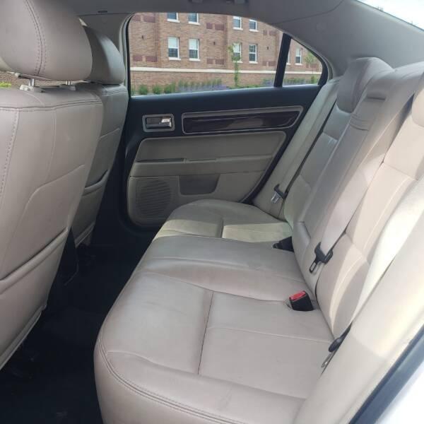 2007 Lincoln MKZ 4dr Sedan - Kenosha WI