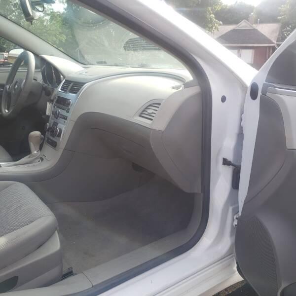 2012 Chevrolet Malibu LS Fleet 4dr Sedan - Kenosha WI