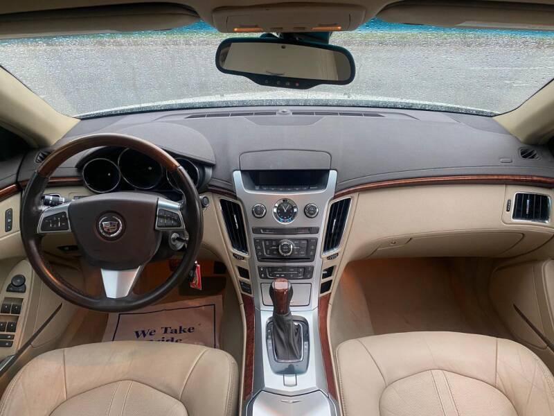 2008 Cadillac CTS AWD 3.6L DI 4dr Sedan - Kenosha WI