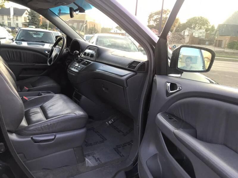 2005 Honda Odyssey EX-L 4dr Mini-Van w/DVD - Kenosha WI
