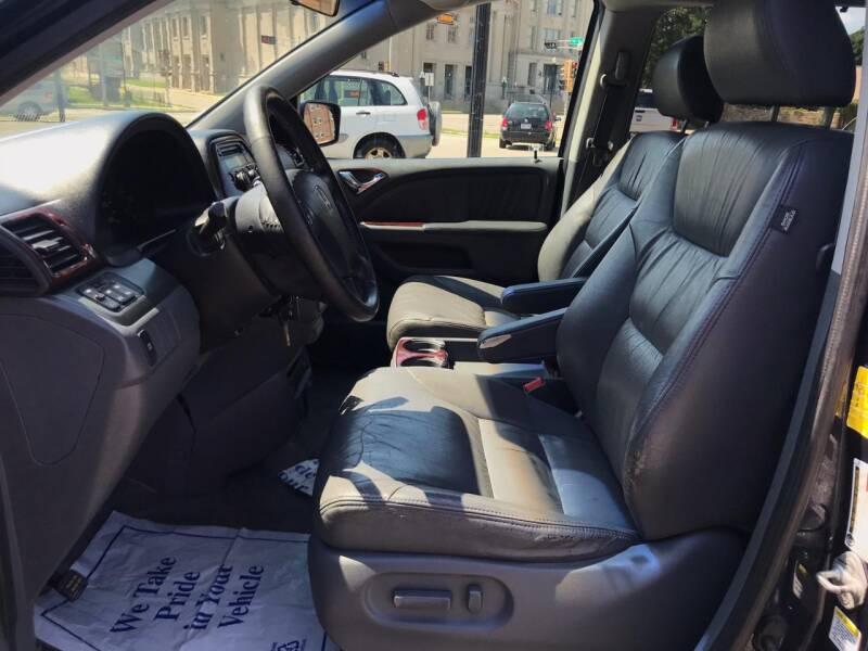2007 Honda Odyssey EX-L 4dr Mini-Van w/DVD - Kenosha WI