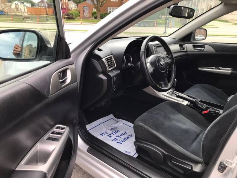 2010 Subaru Impreza AWD 2.5i Premium 4dr Wagon 4A - Kenosha WI