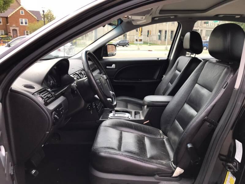 2007 Mercury Montego AWD Premier 4dr Sedan - Kenosha WI