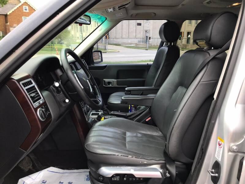 2004 Land Rover Range Rover HSE 4WD 4dr SUV - Kenosha WI