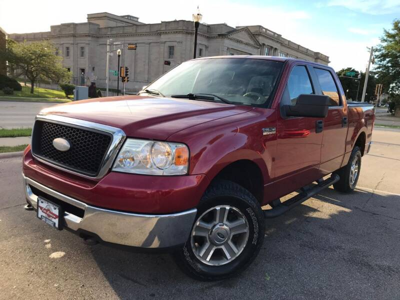 2008 Ford F-150 4x4 60th Anniversary Edition 4dr SuperCrew 5.5 ft. SB - Kenosha WI