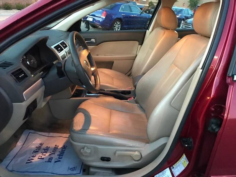 2008 Mercury Milan I-4 Premier 4dr Sedan - Kenosha WI