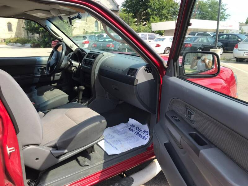2002 Nissan Xterra 4dr SE Supercharged 4WD SUV - Kenosha WI