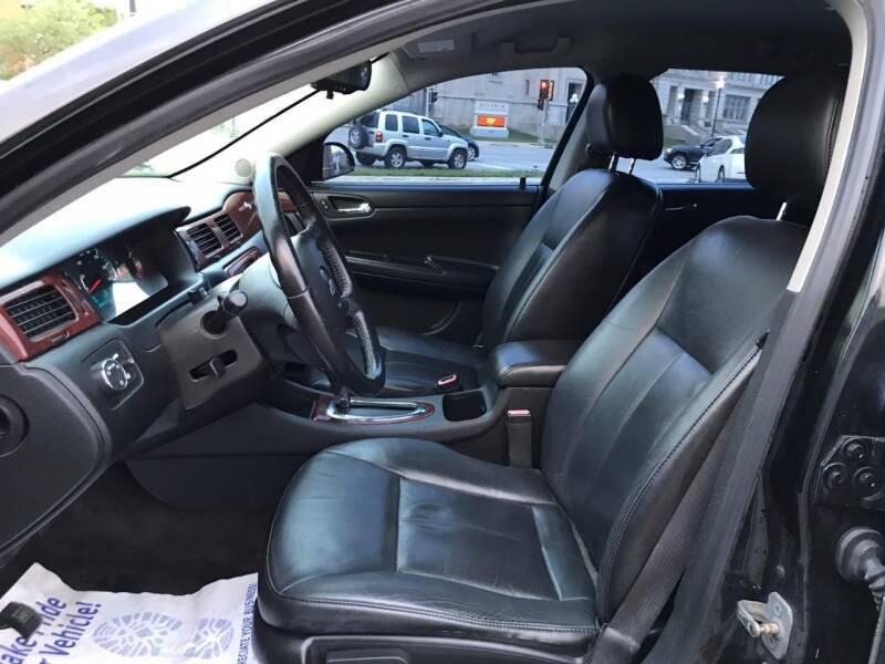 2007 Chevrolet Impala LT 4dr Sedan - Kenosha WI