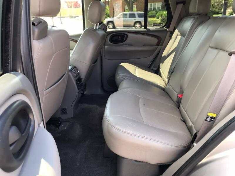 2002 Oldsmobile Bravada AWD 4dr SUV - Kenosha WI