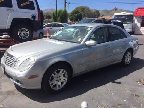 2005 Mercedes-Benz E-Class for sale in Ventura, CA