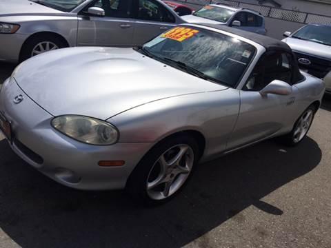 2003 Mazda MX-5 Miata for sale at Auto Max of Ventura in Ventura CA