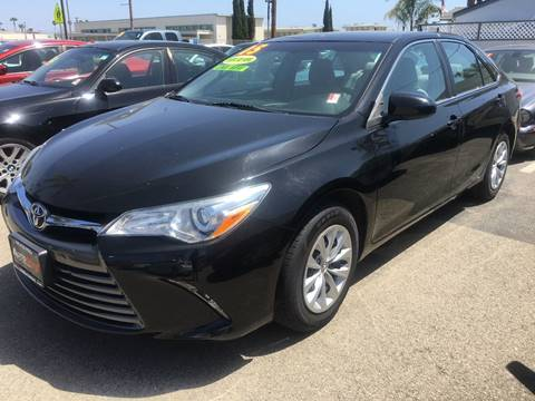 2015 Toyota Camry for sale at Auto Max of Ventura in Ventura CA