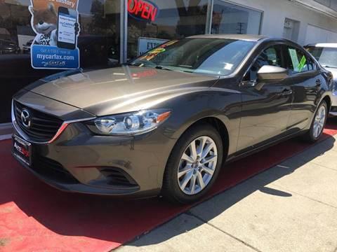 2016 Mazda MAZDA6 for sale at Auto Max of Ventura in Ventura CA