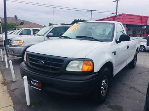 2004 Ford F-150 Heritage for sale in Ventura, CA