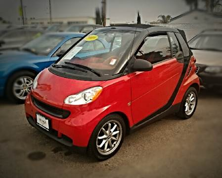 2009 Smart fortwo for sale at Auto Max of Ventura in Ventura CA