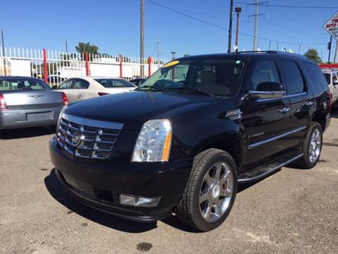 2007 Cadillac Escalade ESV for sale in Detroit, MI