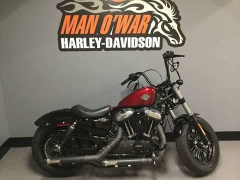 2016 Harley-Davidson Sportster for sale in Lexington, KY