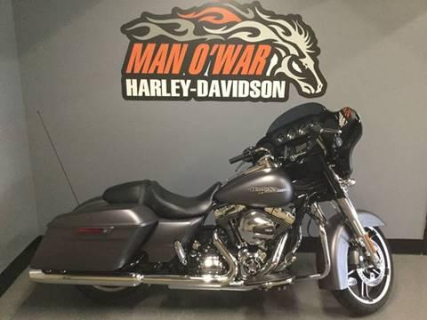 2016 Harley-Davidson Street Glide for sale in Lexington KY