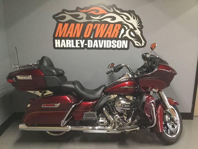 2016 Harley-Davidson Road Glide In Lexington KY - Man O War Harley
