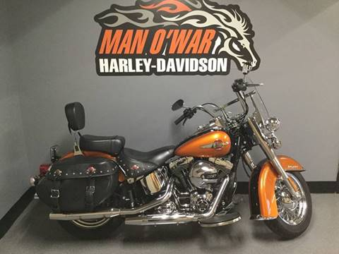 2016 Harley-Davidson Heritage Softail Classic for sale in Lexington KY